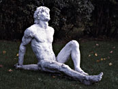 Morning Has Broken - Sculpture by Gerhard Juchum